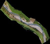 オルソ河川1.5km